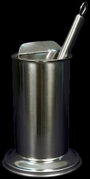 Tortenmesser-Behälter