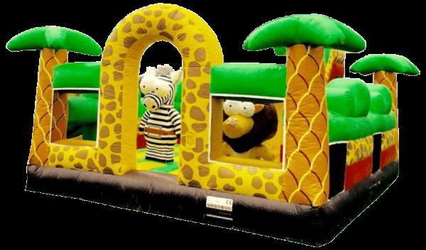 Hindernisbahn Safari